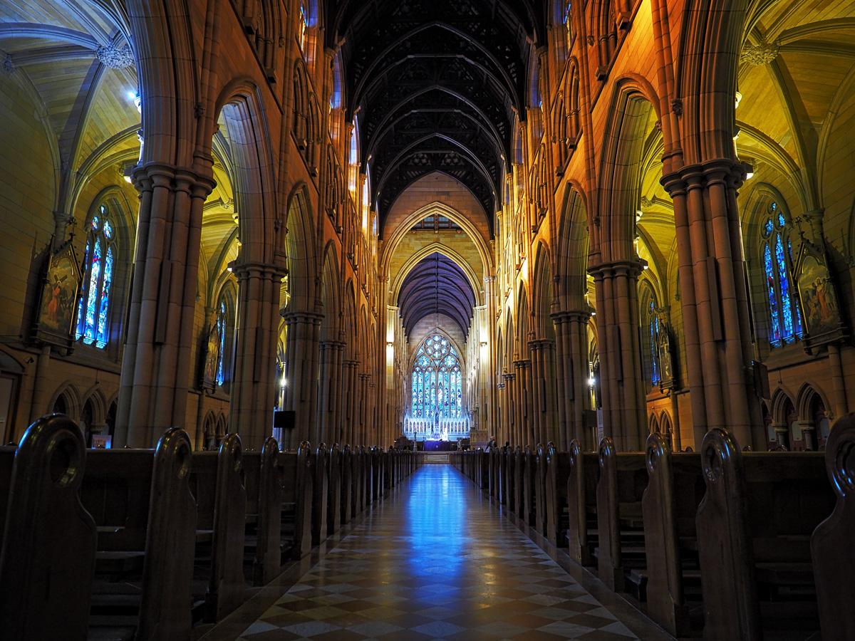 Saint Marys Cathedral, Sydney