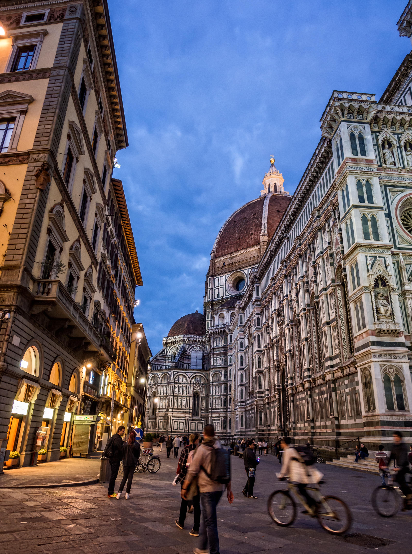 Italian Florence: Mykal Hall Photography