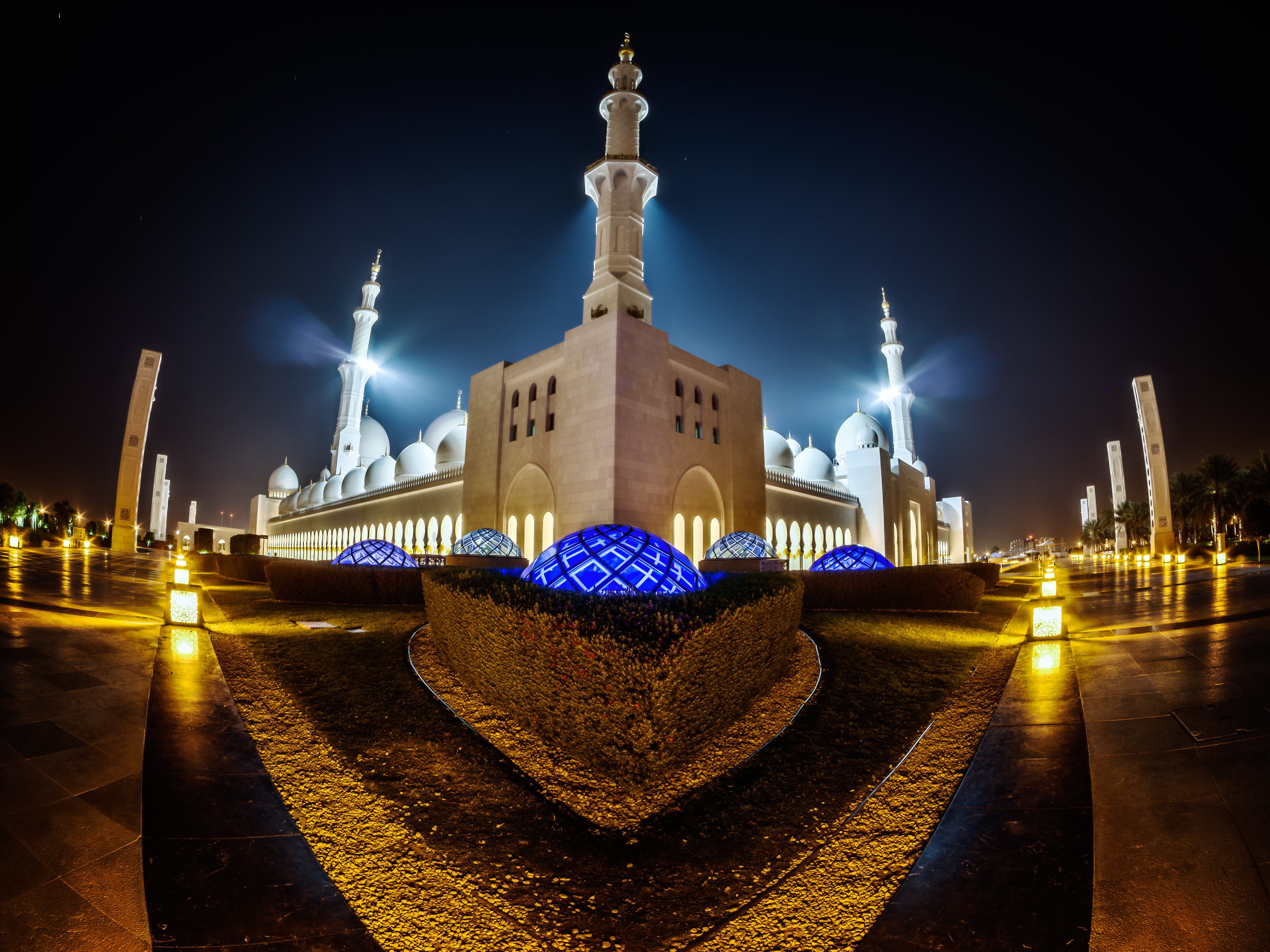 Grand Sheikh Zayed Mosque, Dubai