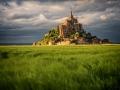 Mont Saint Michel Abbey, France